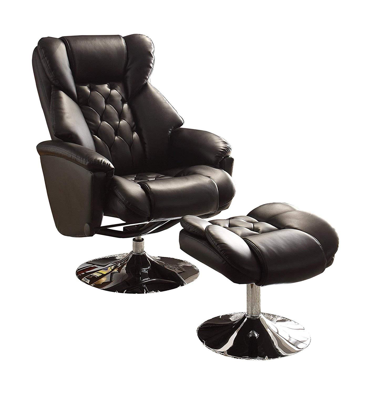 Admirable Cheap Leather Chair And Ottoman Set Find Leather Chair And Machost Co Dining Chair Design Ideas Machostcouk