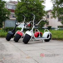 trade assurance hot sale citycoco 2017 newest 2000w electric scooter