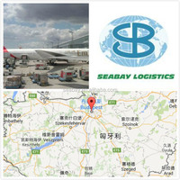 Cheap air freight rate china to Budapest