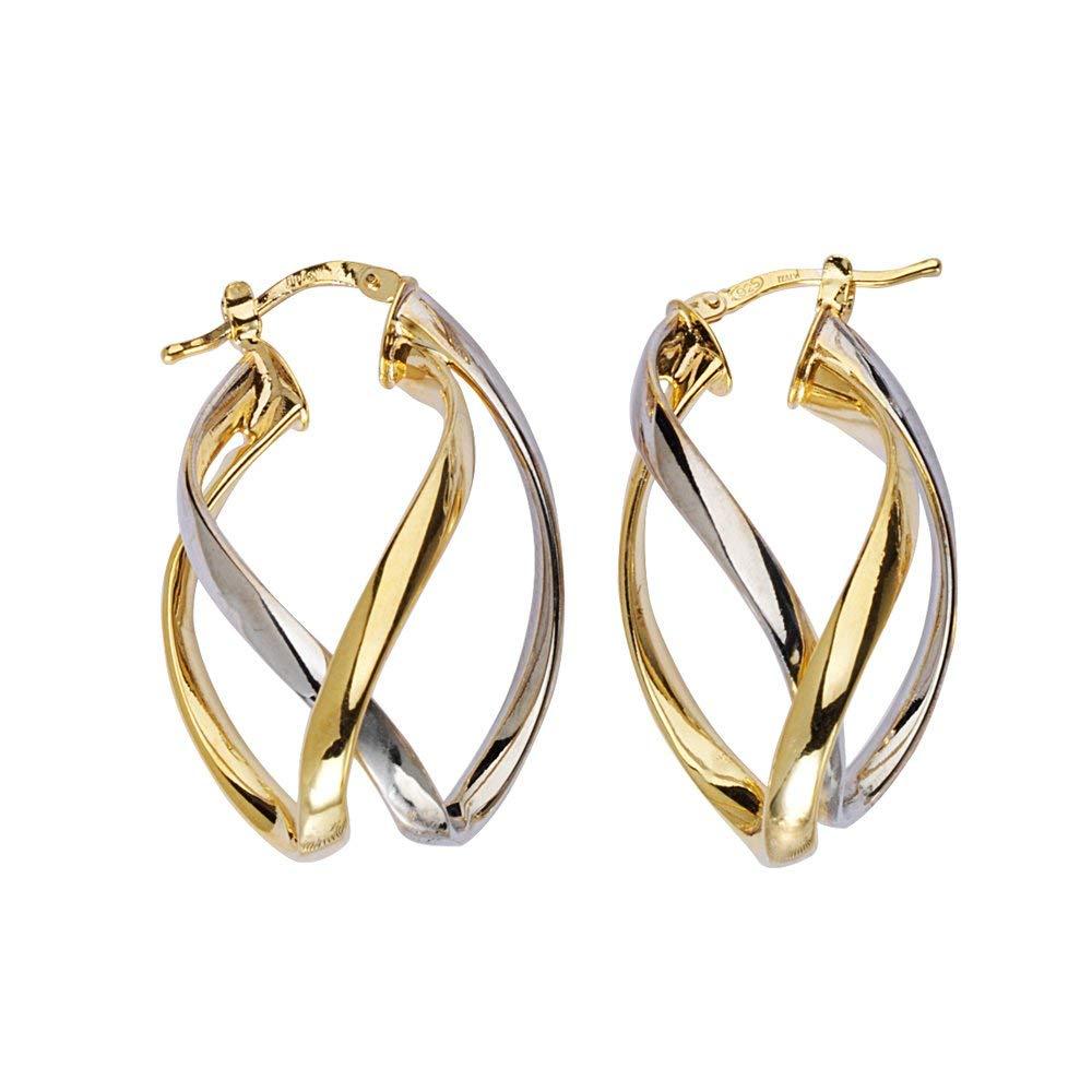 Hoop Earrings SS DESIGNER ARTFORM EAR
