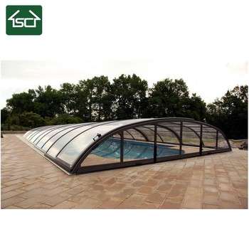 Heat Pump for Swimming Pool Cover Heating