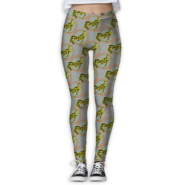 71aad6bdeb Get Quotations · Ml Koou Graphic Street Dance Yoga Pants For Women Workout  Leggings Athletic Leggings Yoga Leggings