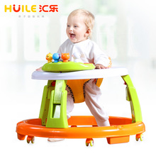 Huile toys free shipping walker baby with EN71