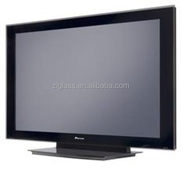"35"" anti reflection coating screen tv lcd glass manufacturer"