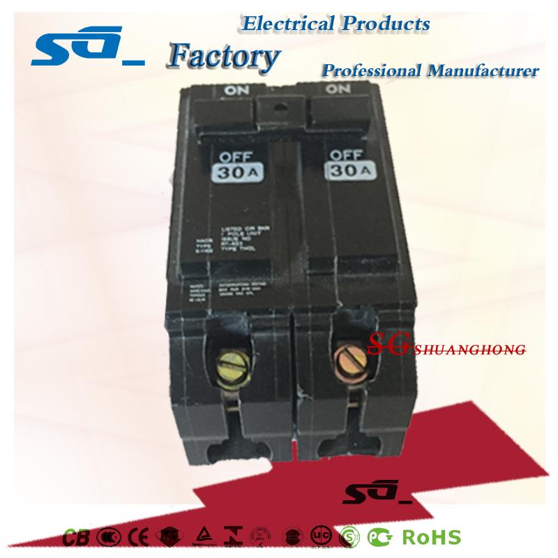 Thqc Tql Thql Tqc Circuit Breaker Plug-in Mcb America Electrical ...