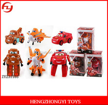 New arrival 3 designs HERO transformation robot toys
