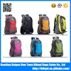 Top quality hot sales lightweight waterproof outdoor hiking and camping 40L navy blue rucksack 2016 sports backpack