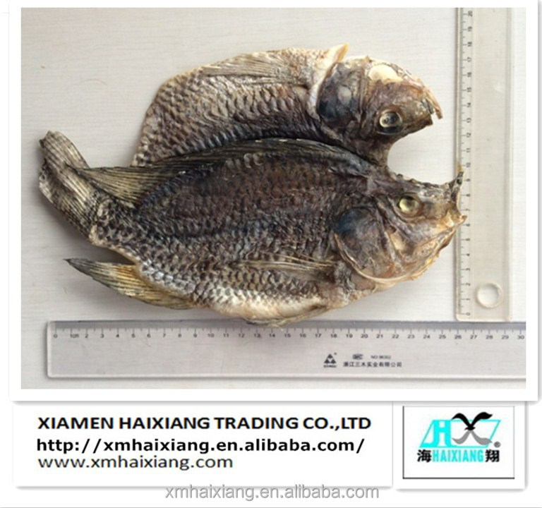 Dried Feed Smoked Tilapia Fish Price