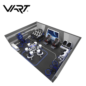 Factory Price One Stop Game Zone Design Virtual Reality Experience VR Entertainment