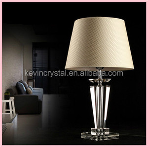 Luxury and Elegant crystal table lamp crystal chandelier floor lamp