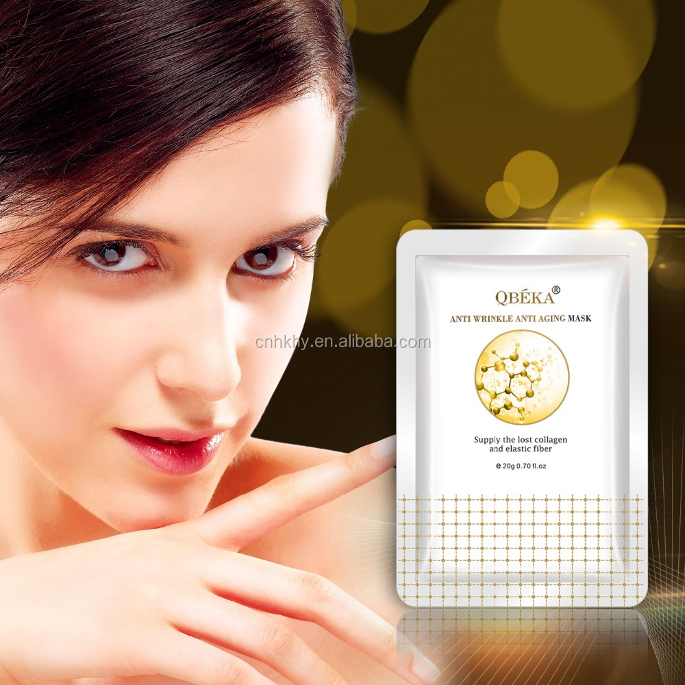 OEM Face Mask for Anti Wrinkle and Anti Aging best for Whitening and Nourishing Facial Care