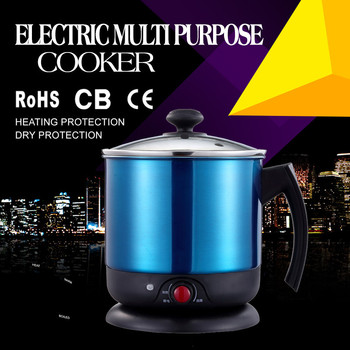 1.8l 110v/220v 1000w Colored Spray Stainless Steel Electric Cooker ...