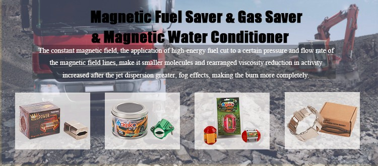 3Magnetic car fuel saver water Conditioner