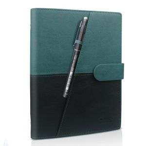 Newyes High End A5 Ring Binder Notebook Eco Notepad And Pen Gift Set