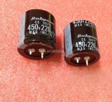 220uf 450V 35 *30mm Electrolytic Capacitor 450V220uf