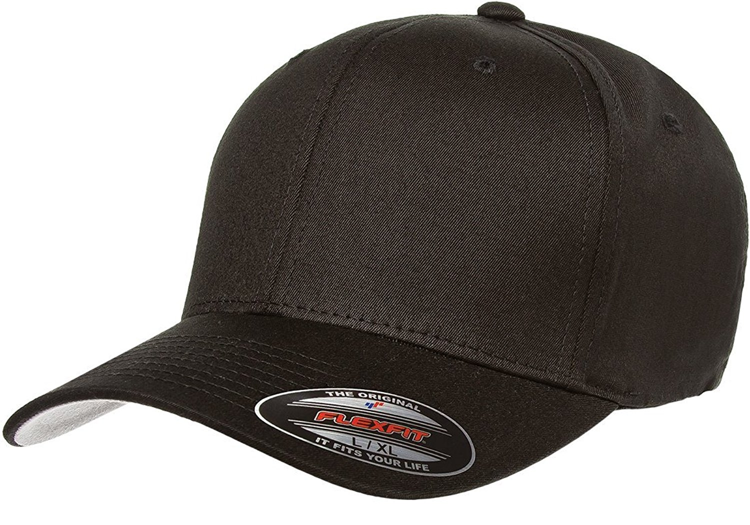 Free Shipping!! NEW American Thin Red Line Flag FlexFit # 5001 Navy Hat