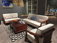 Latest Teak Wood/Tulip Tree Sofa Set Design Designs with Low Price