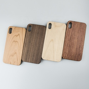 Handmade natural wood phone case engraving for samsung s9/s9 plus