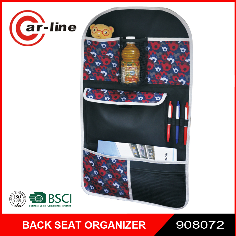 Automoblie Interior Accessories Universal Car Back Seat Organizer