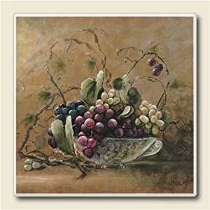 Absorbastone Coasters ~ Grapevine Breeze