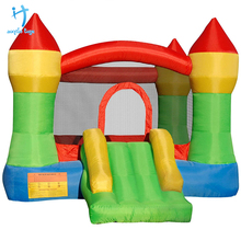 New design mini air bouncer inflatable trampoline for kids