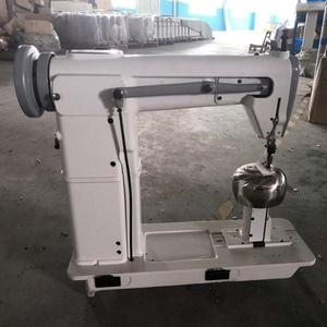Manufacturer BOMA pfaff juki jack industrial sewing machine for shoes bag cloths wigs sewing