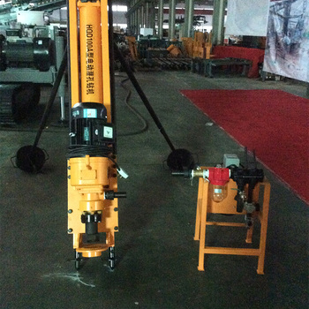 7.5kw Drill For Colombia Small Diesel Drilling Blasting Hole Rig Direct Factory Supply Hammer Sale Hydraulic Dth Dril Machine