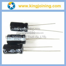 Aluminum Electrolytic capacitors 250V 1UF 1mf 250V 6X11mm 105Celsius DIP Radial