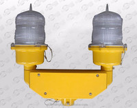 DL32D LED single low intensity aviation obstruction light/FAA L810/ICAO Type B
