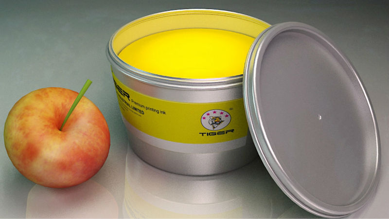 Tiger high gloss Dry offset printing ink