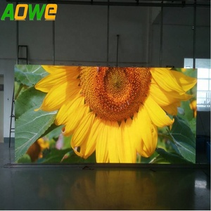 High quality video stage background led indoor/outdoor display big screen LED