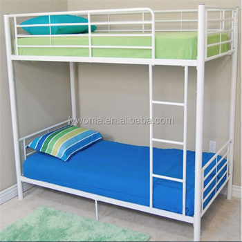 Cheap Price Double Decker Metal Bunk Bed Are Used In School