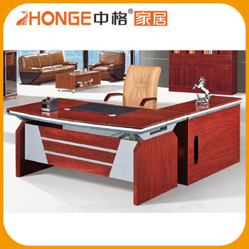 Office Furniture Antique Style Table Executive Ceo L-shaped Office Desk  White - Buy L-shaped Office Desk White,Office Furniture Antique Style  Office ...