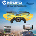 JXD 512W RC Mini drone with HD camera RC Tiny Quadcopter WiFI Live Stream Video Transmission