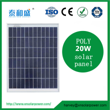 ALIBABA TOP 1 hochwertigen solar panel 20 <span class=keywords><strong>Watt</strong></span> poly solar panel