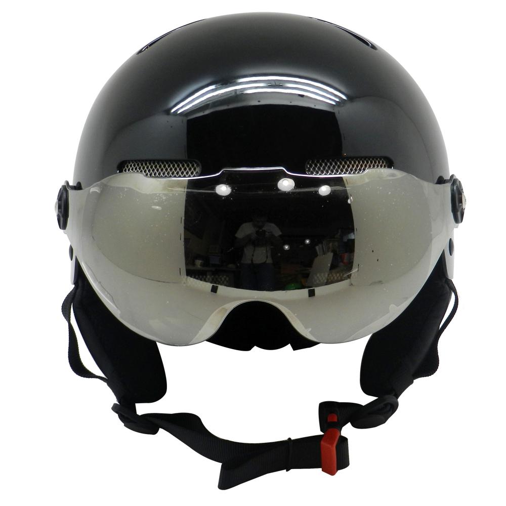 Helmet Skiing 5