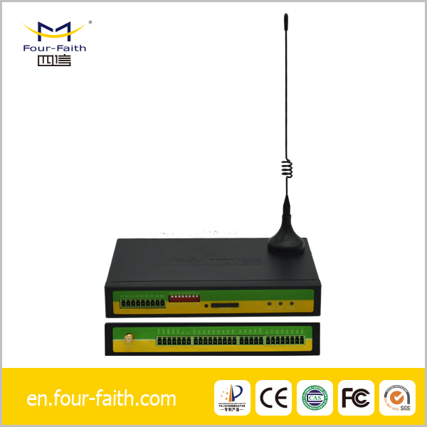F2464 4g rtu dps remote telemetry units