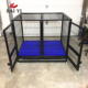 Heavy Duty Pet Dog Crate With Wheels