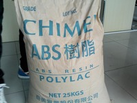 Flame Retardant CHIMEI ABS Resin PA-765A Virgin Raw Plastic Material