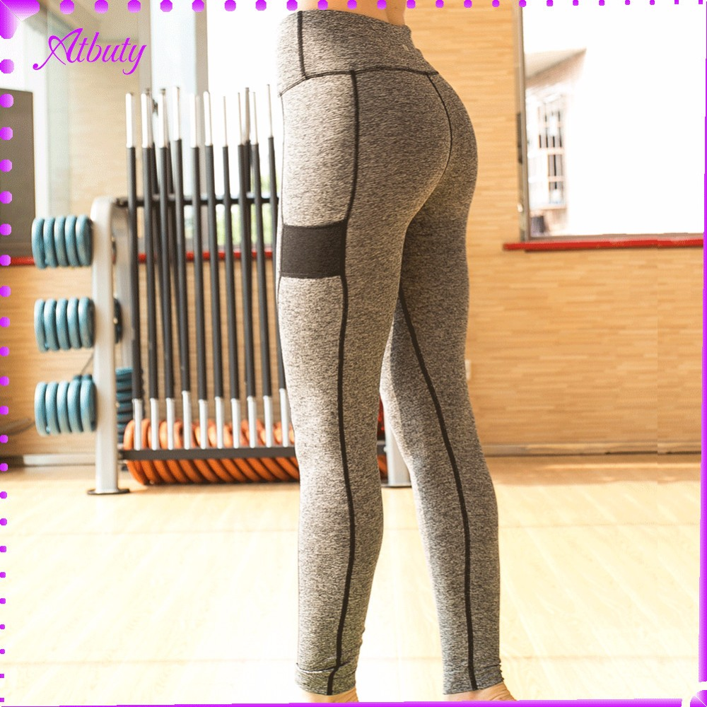 Seamless fitness gym <strong>sport</strong> women plus size yoga pants