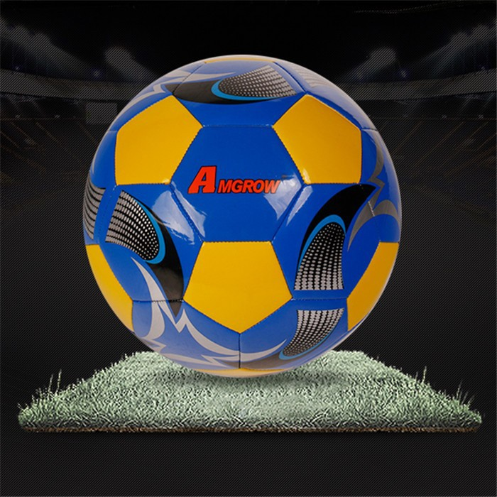 soft football/pu soccer plush stuffed soccer ball promotional soccer ball
