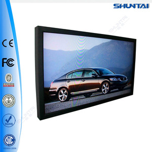 Consumer electronic wholesale Chinese led tv with advertising function