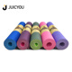 Manufacture NBR yoga exercisre mat 10mm exercise Home Gym