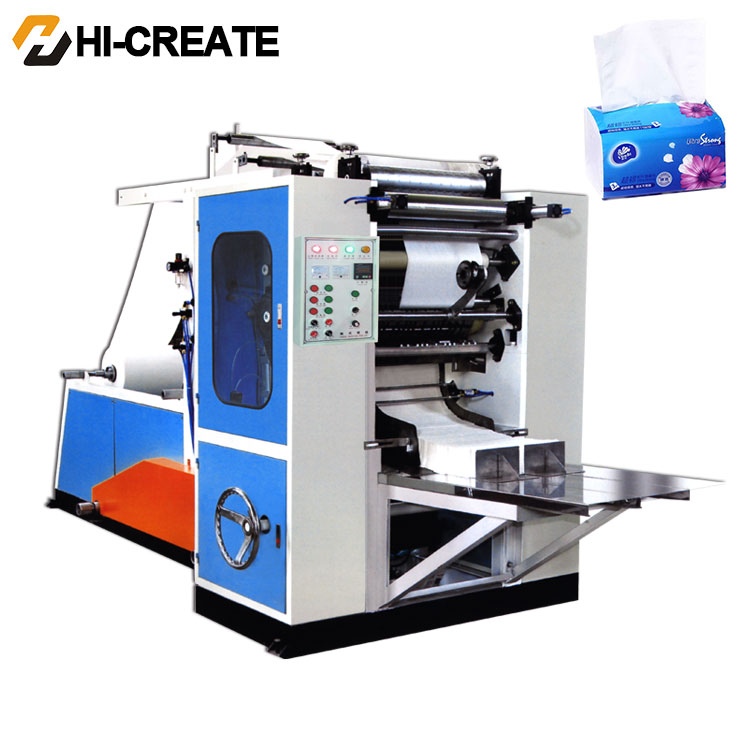 Automatic tissue napkin tissue paper machine price