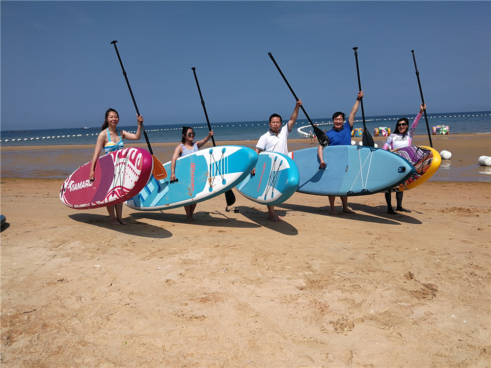 china wholesale windsurf inflatable stand up sup paddle board