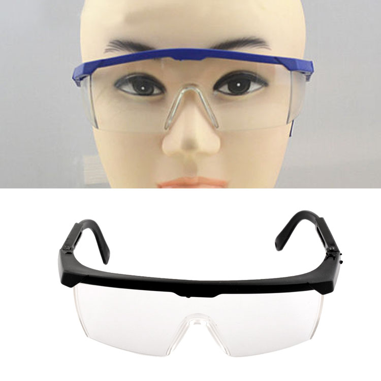 Pc Work Safety Glasses Protective Super Cool Motorcycle Goggles Fog Dust Wind Splash Proof Impact Resistance For Riding Cycling Complete Range Of Articles Security & Protection Workplace Safety Supplies