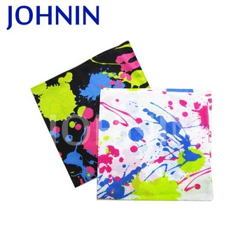 d5b7d1866e9 Hot Selling 22x22 Polyester Custom Logo Printed Colourful Bandanas ...