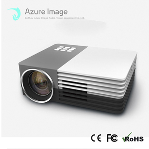Cheap mini projector LED video projector connect mobile phone