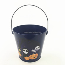 New product Factory directly sales for gift ice metal tin wine buckets for kids