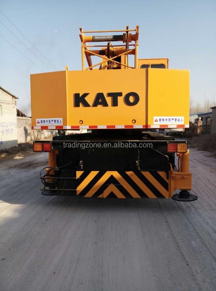 used 50 ton Kato truck crane ,Kato NK500E-V crane originally from Japan , bestselling item